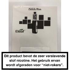 Eleaf iStick Rim kit