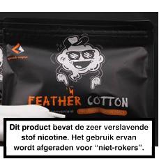 Geekvape Feather Organic Cotton (20pcs/pack)