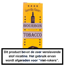 Guerrilla Bourbon Tobacco Kit