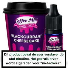 Coffee Mill Blackcurrant Cheesecake Aroma