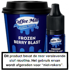 Coffee Mill Frozen Berry Blast Aroma