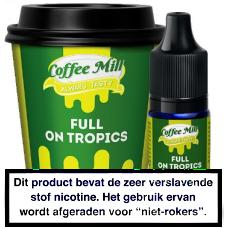 Coffee Mill Full on Tropics Aroma