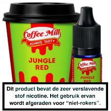 Coffee Mill Jungle Red Aroma