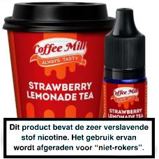 Coffee Mill Strawberry Lemonade Tea Aroma