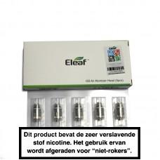 Eleaf GS Air 2 Pure Cotton Head Coil (5 stuks) 0.75 Ohm