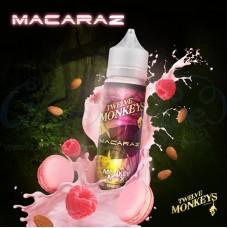 12 Monkeys Macaraz 50ML in 60ML 0MG