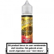 12 Monkeys Congo Cream 50ML in 60ML 0MG