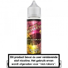 12 Monkeys Macaraz 50ML in 60ML 0MG