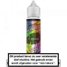 12 Monkeys O-rangz 50ML in 60ML 0MG