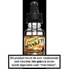 12 Monkeys Mangabeys 30ML 0MG