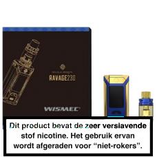 Wismec SINUOUS RAVAGE230 200W TC Kit with GNOME King