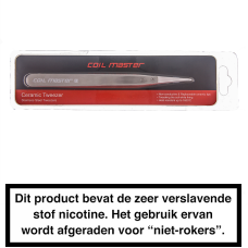 Coil Master Ceremic Tweezer