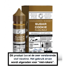 Glas Sugar Cookie 50 in 60 ML