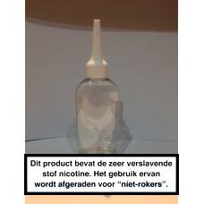 100 ML Leeg Plat dripper flesje