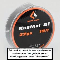 GeekVape Kanthal A1 22GA 15FT 5MTR