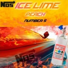 NOS - Ice Lime Peach Number 5 50ML
