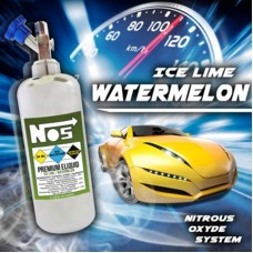NOS - Ice Lime Watermelon 50ML