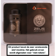 Geekvape Zeus 2ML RTA top airflow