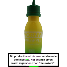 Horny Flava Pineapple - 65 ML (55 ML Filled)