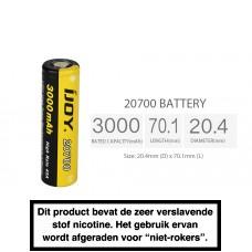 iJoy 20700 3000mAh - 40A Batterij