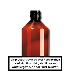 VG/PG mix Base 0 MG 1000 ml - 1 liter