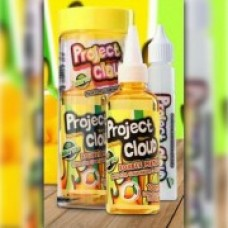 Project Cloud - Double Mango (Yellow) 0mg - 100ML