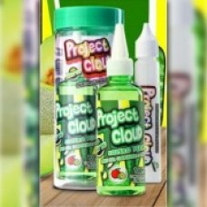 Project Cloud - Peach Solero (Green) 0mg 100ML