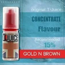 T-Juice Gold 'n Brown